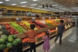 Eat Fresh Urban Market Fresh Produce Department