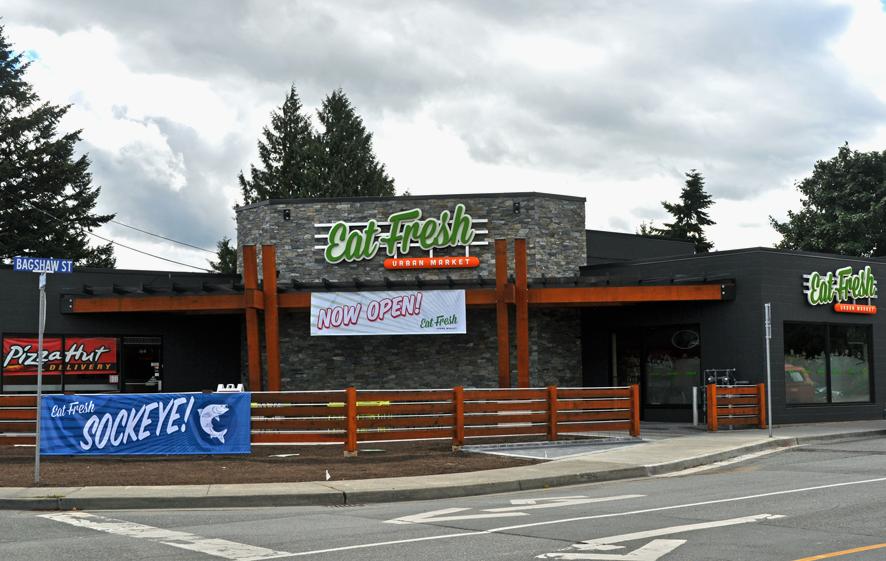 Eat Fresh Urban Markets Parksville BC